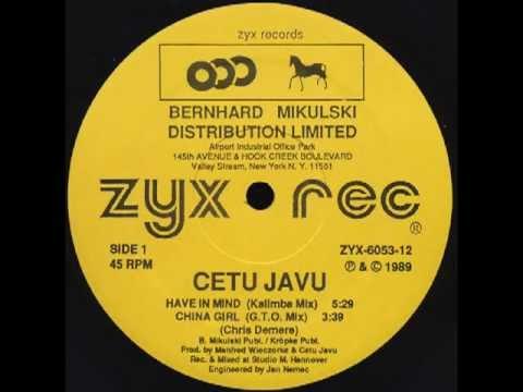 Have In Mind de Cetu Javu Letra y Video