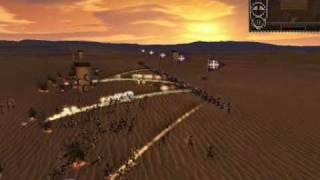 Byzantine Greek fire [Medieval 2 total war Kingdoms ]