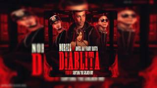 Anuel-aa-diablita-(remix)-ft-noriel-baby-rasta-official video)