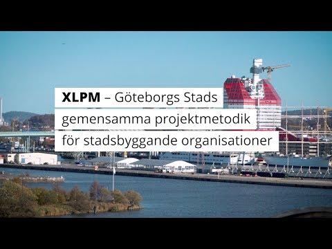 XLPM - Göteborg Stads gemensamma projektmetodik för stadsbyggande organisationer