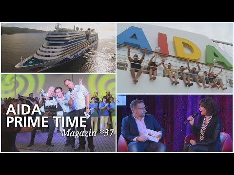 AIDA Prime Time Magazin #37