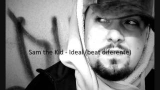 Sam the Kid - Ideal (beat diferente)