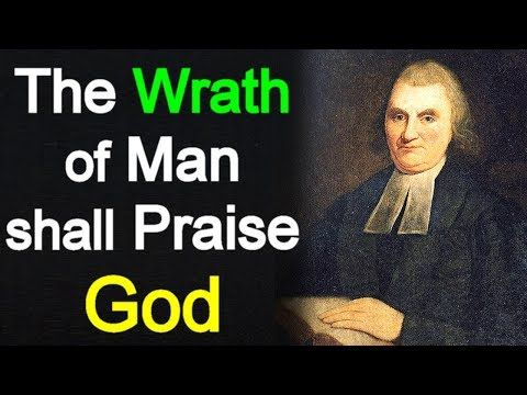 The Dominion of Providence Over the Passions of Men - John Witherspoon Sermon