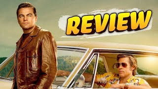 Once Upon a Time in Hollywood | Review!