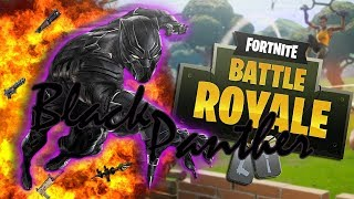 Black Panther - Fortnite edit (Respect my throne - #NerdOut)