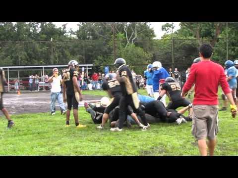 JAGUARES EN NICARAGUA VIDEO CLIP 29-10-2011