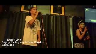 Bugoy na Koykoy and Ives Presko - G-Thang (Live Performance)