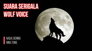 nada dering suara serigala
