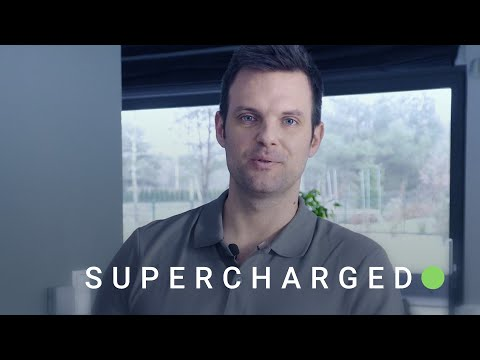 Lech Kaniuk reveals the idea of the Supercharged project!