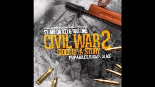 Sy Ari Da Kid & Dae Dae Ft. D Dash - Affiliated [Prod. by TM88]