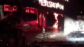 4/1/2017 WWE NXT Takeover Orlando (Orlando, FL) - Aleister Black Entrance