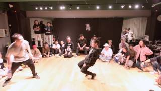 """Jump Around"" Hip Hop 1on1 Battle - [Best 8] Howard VS Lok"