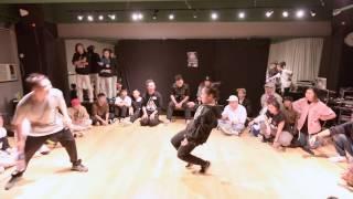 """Jump Around"" Hip Hop 1on1 Battle - [Best 8] Howard VS Lok"