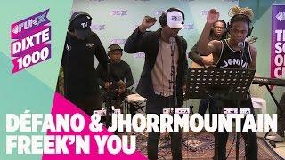 'Chocolate boys' Défano Holwijn & Jhorrmountain coveren Freek'N You van Jodeci (DiXte 1000)