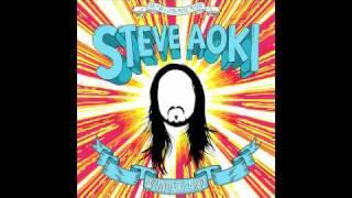 Steve Aoki feat LMFAO and NERVO - Livin' My Love (Cover Art)