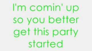 Get This Party Started (With Lyrics) - Pink