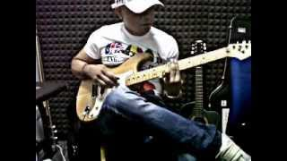 Wave cover by Max the Guitarman