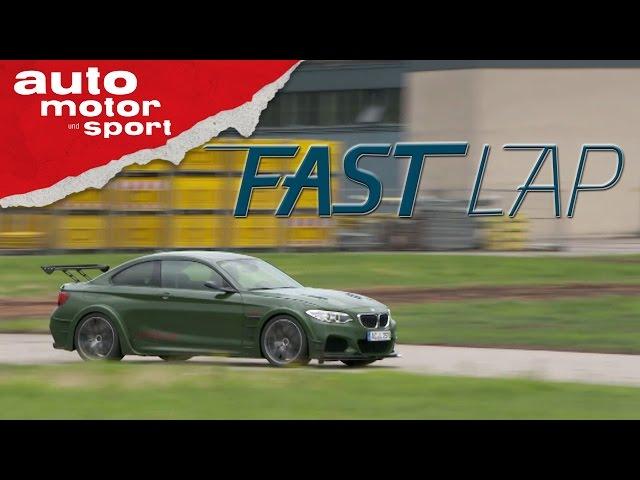 AC Schnitzer ACL2: BMW im Hulk-Anzug - Fast Lap | auto motor und sport