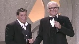 Jerry Lewis & Harvey Korman (1988) - MDA Telethon
