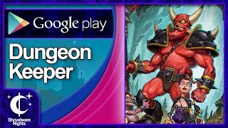 Dungeon Keeper Mobile - Shovelware Nights