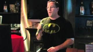 "karaoke-Tim Moore ""Sister Christian"" 3/6/2011"