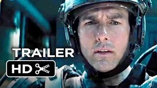 Edge of Tomorrow Official Enhanced IMAX Trailer (2014) - Tom Cruise, Emily Blunt Movie HD