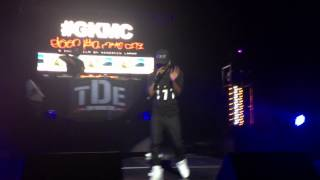 Kendrick Lamar performs Bitch Don't Kill My Vibe Live at Chaifetz Arena in St. Louis, MO 4/17/13