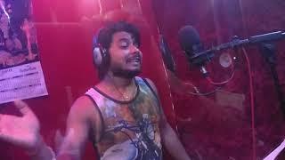 Surya Chaurasiya live video dekhiye studio me kaise gate h superhit devigeet 2018