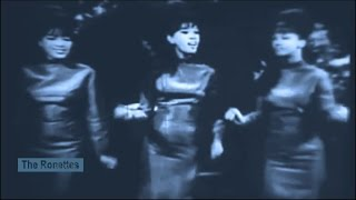 The Ronettes - BE MY BABY  -  [HQ audio]