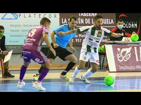 Cordoba Patrimonio - Palma Futsal Jornada 6 Temp 20-21