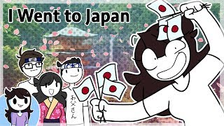 What my trip to Japan was like width=