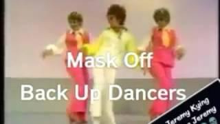 Future Mask Off Dancers