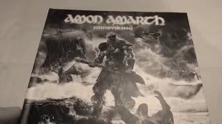 Amon Amarth - Jomsviking. Unboxing review