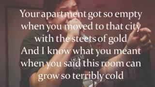 Hotel Books lose one friend lyric video