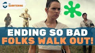 Star Wars DISASTER? Walk Outs Reported In Rise Of Skywalker Screenings