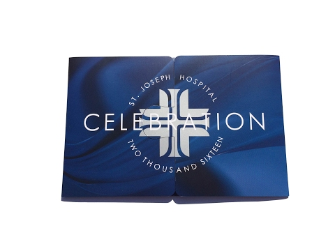St. Joseph Gala Invite | Cool Custom Printing of the Week