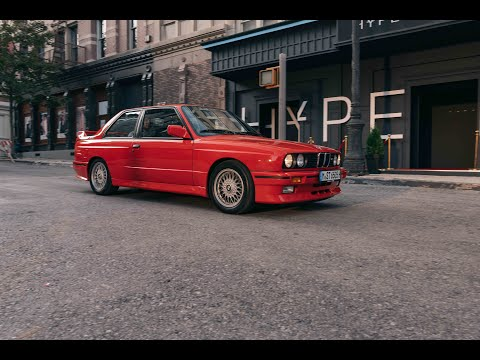 BMW Takes Us To M Town. What Bimmers Could You See There?