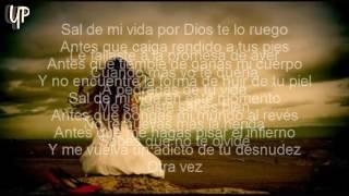 Sal de Mi Vida letra LA ORIGINAL BANDA LIMON