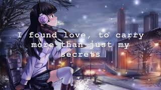 NIGHTCORE - Ed Sheeran - Perfect Duet (with Beyoncé)(LYRICS)