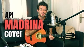 MADRINA - MAES ft. BOOBA (Cover by API)