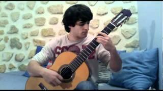 Instrumental Guitar November Song