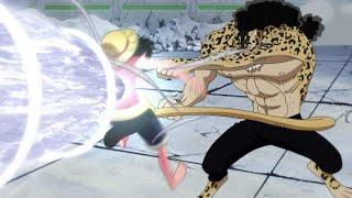 Luffy VS Rob Lucci 「AMV」XXXTENTACION - Pistol