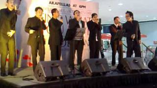 "The Akafellas ""panalangin"""