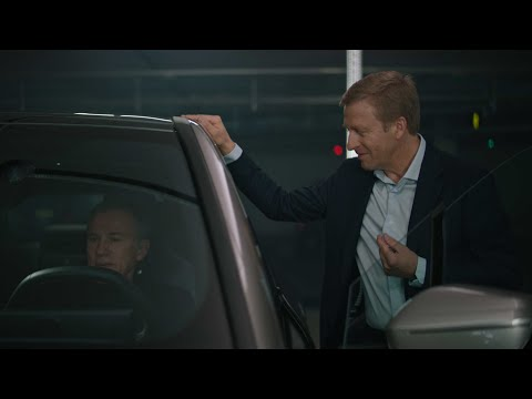 Academy Award winner Christoph Waltz shares his thoughts on the BMW iX electric SUV
