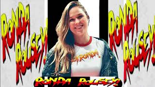 """WWE Ronda Rousey 