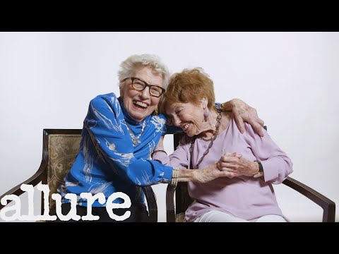 What Makes a Friend, According to 100 Year-Olds | Allure