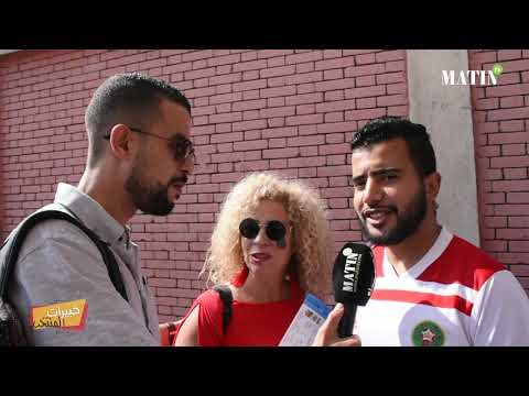 Video : Maroc-Namibie, seule la victoire compte