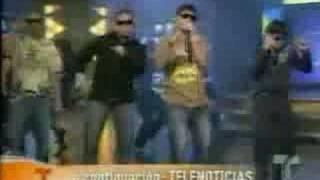 Rakim y Ken-Y Ft Plan B- Tuve un sueño Live [NTD]