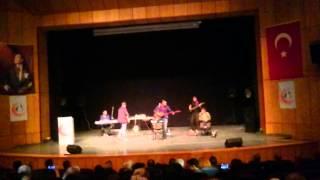 Grup Volkan - Karanlık Kayseri konseri