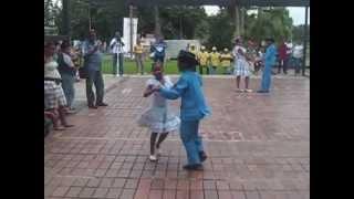 Baile del Joropo Llanero de Venezuela - Encuentro Nacional de Artesanos 2011